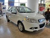 Chevrolet Aveo LTZ 1.4L số tự động, ưu đãi 40 triệu, trả góp - tối thiểu 110 triệu lăn bánh, Nhung 0975768960