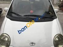 Cần bán Daewoo Matiz đời 2004, màu trắng, 42 triệu