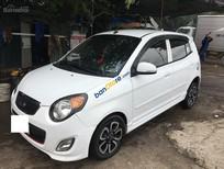 Cần bán Kia Morning sản xuất năm 2010, màu trắng, xe nhập