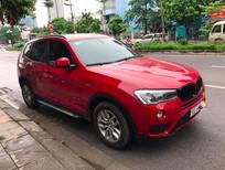 Cần bán gấp BMW X3 năm 2016, màu đỏ, nhập khẩu chính hãng