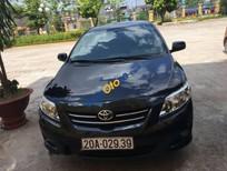 Cần bán gấp Toyota Corolla altis sản xuất 2010, 525tr