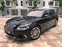 Bán ô tô Lexus LS 460L đời 2015, màu đen, nhập khẩu nguyên chiếc