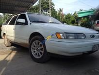 Bán xe Ford Taurus, Ford cũ 1995, màu trắng, xe nhập