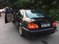 Bán BMW 3 Series 325i đời 2004, màu đen, nhập khẩu