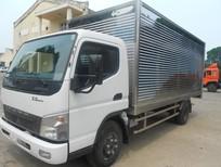 Xe tải Fuso Canter 7.5 - 4.5T có khuyến mãi lớn trong tháng