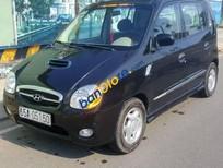 Bán xe Hyundai Atos năm sản xuất 2002, màu đen, nhập khẩu Hàn Quốc