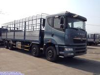 xe tải 4 chân CAMC 17,9 tấn nhập khẩu đời 2015 hỗ trợ trả góp cao .