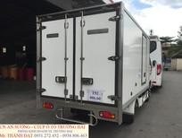 Xe tải Kia K165S đông lạnh tải trọng 2 tấn, xe tải Kia thùng đông lạnh, xe tải thùng đông lạnh. Máy lạnh âm 18 độ