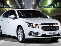 Bán xe Chevrolet Cruze đời 2017, màu trắng, 529tr