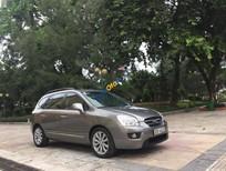 Bán Kia Carens SX đời 2010, màu xám như mới, giá 355tr