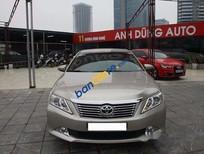 Bán Toyota Camry 2.5G đời 2013, màu vàng