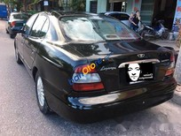 Bán Daewoo Leganza đời 2000, màu đen xe gia đình, giá 92tr