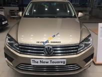 Ưu đãi vàng - Nhanh tay sở hữu The New Volkswagen Touareg V6 màu vàng cát tại VW Long Biên - Hotline: 0948686833