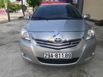 Bán xe Toyota Vios 1.5G đời 2010, màu bạc