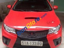 Cần bán gấp Kia Cerato Koup sản xuất 2011, màu đỏ, nhập khẩu