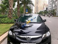 Bán Honda Civic 2.0 AT sản xuất 2010, màu đen, giá chỉ 465 triệu