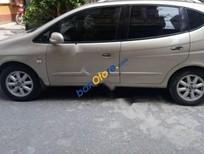 Bán Chevrolet Vivant MT đời 2009, màu bạc số sàn