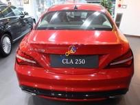 Bán Mercedes CLA250 năm 2017, màu đỏ, nhập khẩu