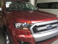 Cần bán Ford Ranger XLS 2.2L 4x2 MT sản xuất 2017, màu đỏ, nhập khẩu, 598tr