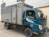 Bán xe cũ Thaco Ollin 2010, màu xanh lam giá cạnh tranh