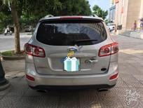 Bán Hyundai Santa Fe Slx đời 2009, màu bạc, nhập khẩu