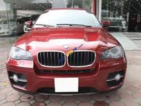 Bán ô tô BMW X6 đời 2009, màu đỏ, xe nhập Đức, chính chủ cực chất
