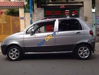 Bán xe Daewoo Matiz MT năm 2005, màu xám giá cạnh tranh