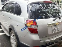 Cần bán xe Chevrolet Captiva MT đời 2008, màu bạc chính chủ, 350 triệu