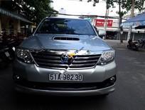 Bán Toyota Fortuner 2.5G năm 2014, màu bạc