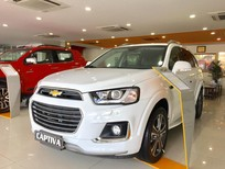 Bán ô tô Chevrolet Captiva LTZ mời hỗ trợ trả góp toàn quốc + phụ kiện chính hãng