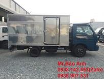 Bán trả góp xe tải 2,3 tấn thùng kín K165. Xe giao ngay