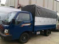 Bán Thaco Frontier 125 tải 1,25 tấn với các option thùng lửng, mui bạt, kín giá từ 293tr