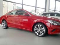 Cần bán xe Mercedes 200 sản xuất 2017, màu đỏ, nhập khẩu chính hãng