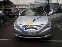 Bán Hyundai Sonata năm 2011, màu bạc, 740 triệu