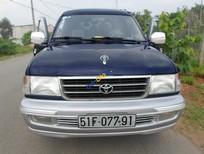Cần bán gấp Toyota Zace 1.8GL sản xuất năm 2002, màu xanh lam