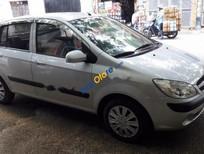Bán xe Hyundai Getz 1.1 đời 2011, màu bạc, nhập khẩu