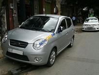 Bán xe Kia Morning 1.1 AT sản xuất 2009, màu bạc chính chủ