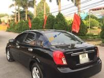 Cần bán lại xe Daewoo Lacetti EX sản xuất 2009, màu đen