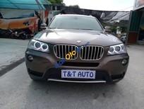 Cần bán lại xe BMW X3 đời 2013, màu nâu, xe nhập