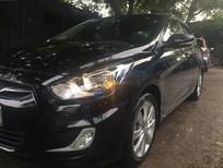 Cần bán xe Hyundai Accent 2011, màu đen, nhập khẩu Hàn Quốc số tự động, 415tr