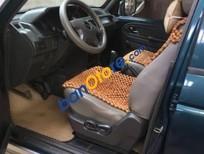 Cần bán lại xe Mitsubishi Pajero đời 2000, màu xanh lam