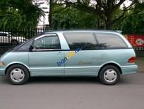 (TP HCM) - Toyota Previa 2.4 AT màu xanh Full option xe chính chủ sang tên ngay giá good