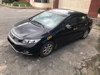 Bán Honda Civic 1.8 đời 2014, màu đen số tự động, giá chỉ 615 triệu
