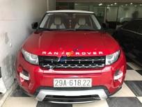 Cần bán lại xe LandRover Range Rover Evoque Dynamic năm 2013, màu đỏ, nhập khẩu