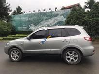 Bán Hyundai Santa Fe SLX đời 2006, màu bạc, xe nhập