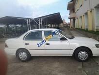 Bán ô tô Toyota Corolla 1.3 đời 1993, màu trắng, nhập khẩu nguyên chiếc, giá tốt