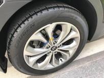 Bán Hyundai Santa Fe 4WD đời 2015, màu đen