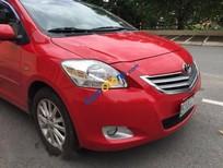 Bán Toyota Vios G năm 2011, màu đỏ, giá tốt
