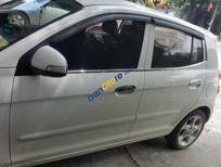 Kia Morning 2008, đăng kí 2011. Xe màu trắng, nhập khẩu, giá chỉ 218 triệu