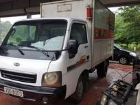 Cần bán xe Kia K2700 thùng kín 2003, màu trắng giá 75 triệu
